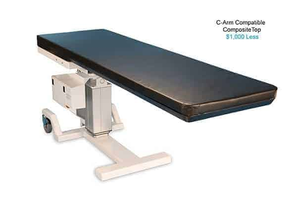 PMT 8000 H-CT PAIN MANAGEMENT C-ARM TABLE