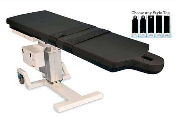 PMT 8000 HES-IH PAIN MANAGEMENT C-ARM TABLE
