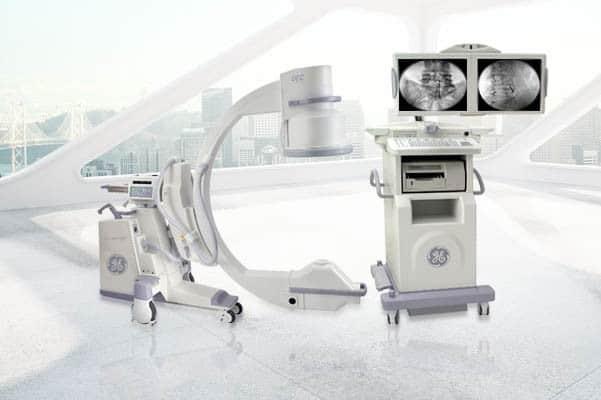 GE-OEC 9900MD C-ARM