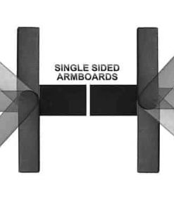 radiolucent-carbon-fiber-armboard-for-c-arm-tables-single-sided