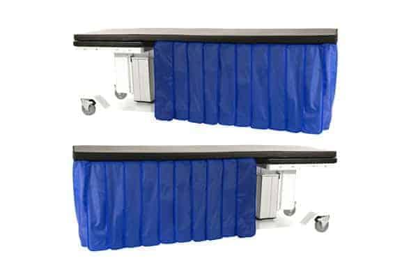 SCATTER SHIELD - LEADED TABLE DRAPE