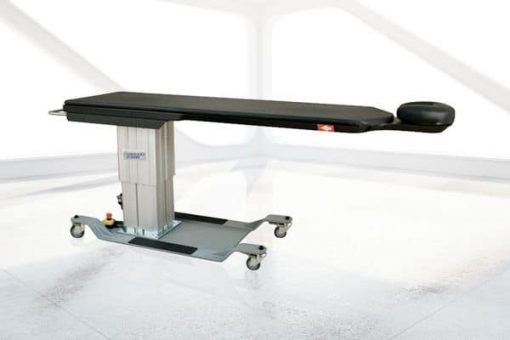 oakworks-c-arm-table-CFPM100-integrated-headrest