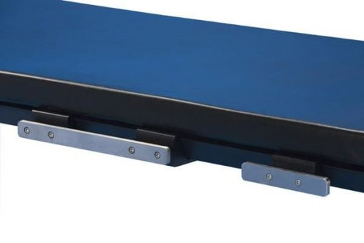 universal rails 12 inch and 6 inch versions on PMT 8000 c-arm table