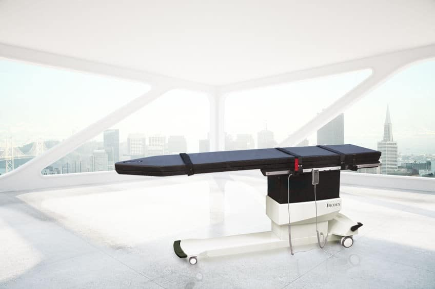 BIODEX 846 VASCULAR C-ARM TABLE