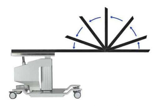C-arm-table-PMT-8000H-folding-top