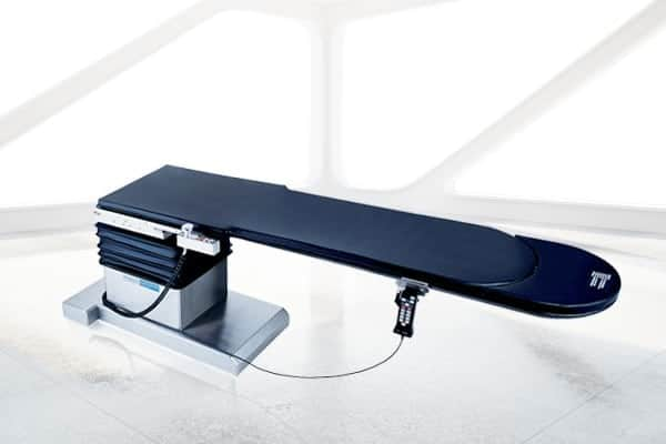 SURGIGRAPHIC 6000 FREE FLOAT VASCULAR TABLE -FOR SALE