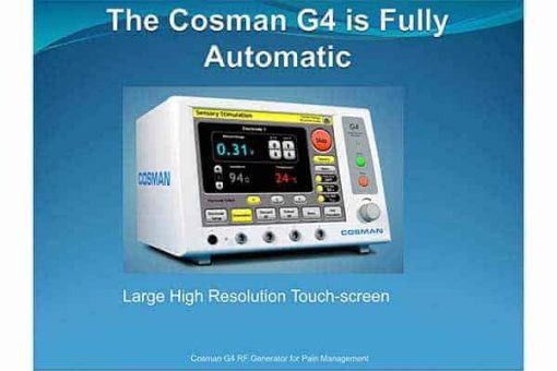 cosman-g4-pain-management-rf-generator-large-touch-screen