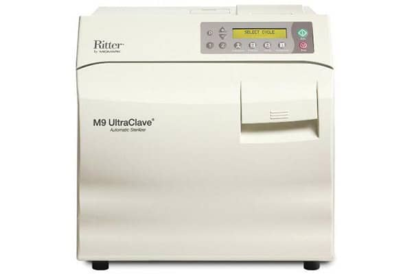 RITTER M9 AUTOCLAVE - NEW STYLE