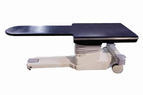 GE OEC APIX VASCULAR C-ARM TABLE